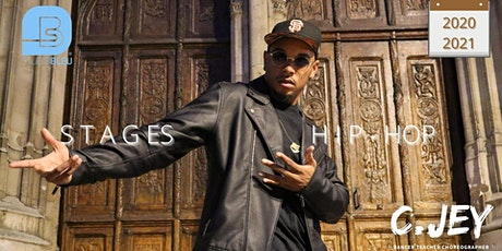 STAGES HIP HOP  by C.Jey billets