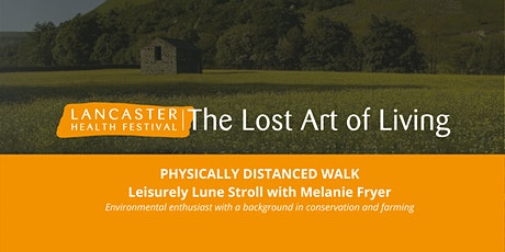 Leisurely Lune Stroll with Melanie Fryer tickets