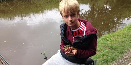 Free Let's Fish! - Tring - Learn to Fish session tickets
