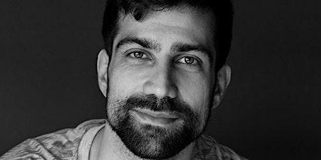 Forfattarsamtale med Zeshan Shakar tickets