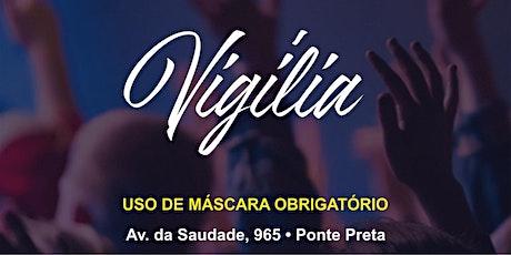 VIGÍLIA - 02/10 - 21h ingressos