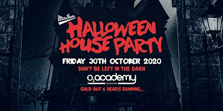 The Halloween House Party 2020 tickets