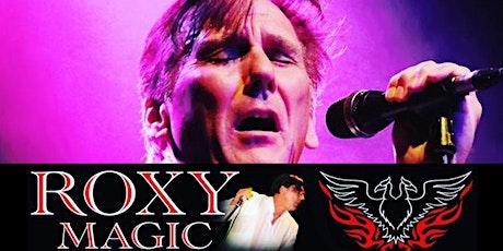 Roxy Magic tickets