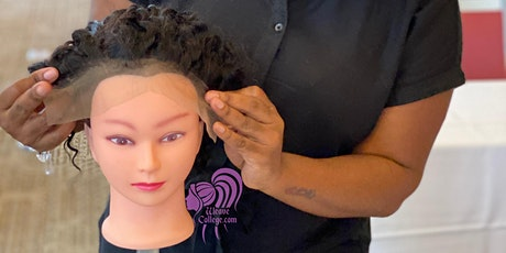 Charlotte NC | Flawless Lace Front Sew-in Install Class tickets