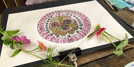 Mandalas & Meditation in the Flowers tickets