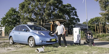 Introduction to electric vehicles tickets