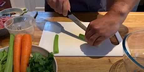 Food – a fact of life virtual food skills workshop – Back to basics tickets