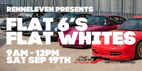 RennEleven Presents; Flat 6's, Flat Whites tickets