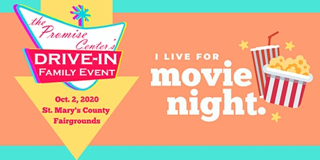 PRC Drive-In Movie Night 2020 tickets
