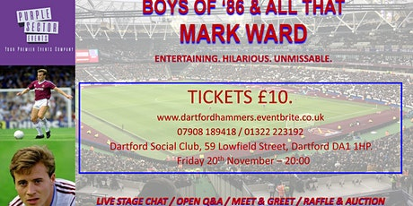 Dartford Hammers Night tickets