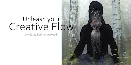 Unleash your Creative Flow (3 Hour intensive Workshop) Tickets