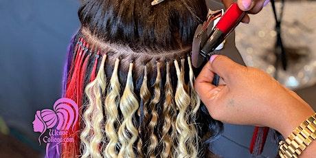 Memphis TN | Hair Extension Install Class tickets