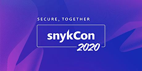 SnykCon 2020 tickets