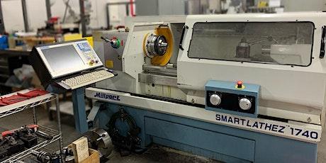 CNC Lathe Tool Training
