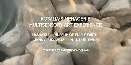 Cocktail and multisensory art experience tickets