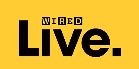 WIRED Live 2020 tickets