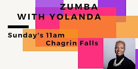 Zumba with Yolanda tickets