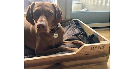 Make It Take It: Dog Bed tickets