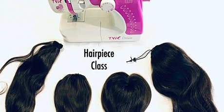 San Francisco, CA | Hairpiece Making Class with Sewing Machine tickets