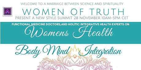 Women of Truth on Health tickets