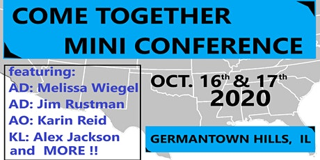 COME TOGETHER mini-Conference tickets