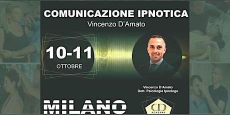 Comunicazione Ipnotica biglietti