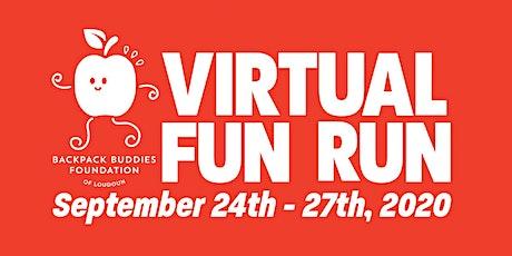 Backpack Buddies of Loudoun Virtual Fun Run 2020 tickets
