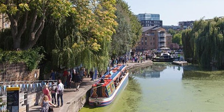Canal & River Trust - Angel Festival Heritage walks tickets