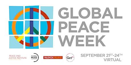 Global Peace Week 2020 tickets