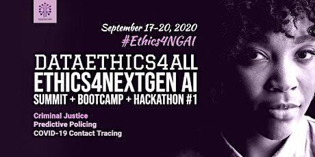 DataEthics4All Ethics4NextGen  AI Hackathon Tickets