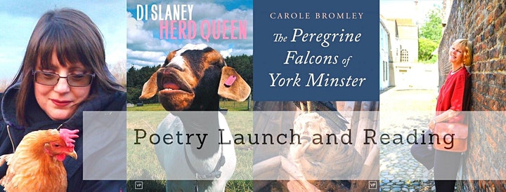 Poetry Launch and Reading image