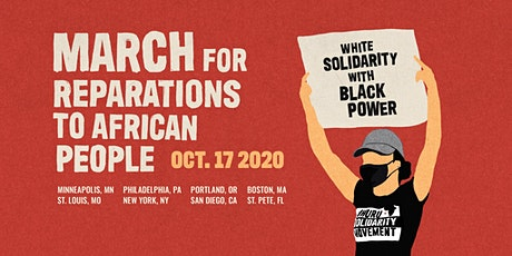 St. Pete - March for Reparations to African People tickets