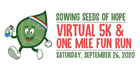 Virtual 5K and One Mile Fun Run for Childhood Obesity tickets