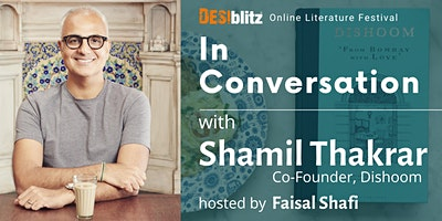 DESIblitz On-Line Literature Festival – In Conversation with Shamil Thakrar