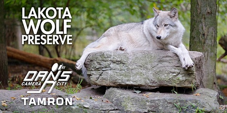 Lakota Wolf Preserve: Photo Class & Workshop (afternoon session) tickets