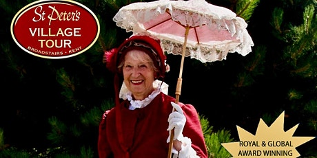 St Peter's Village Tour, Broadstairs, Kent tickets