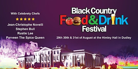 Black Country Food and Drink Festival tickets