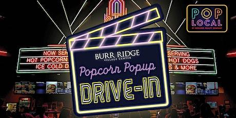 October Drive-In Movie   7:00pm @ Burr Ridge Village Center tickets