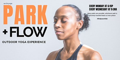 Park + Flow (An Outdoor Yoga Experience) tickets