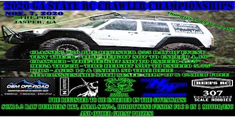 2020 GA State RC Crawler Championships tickets