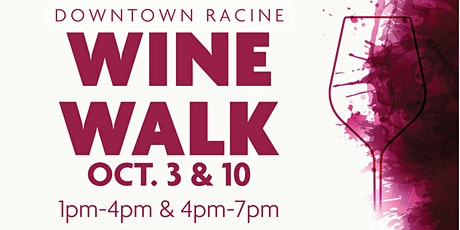 Fall Wine Walks 2020 tickets