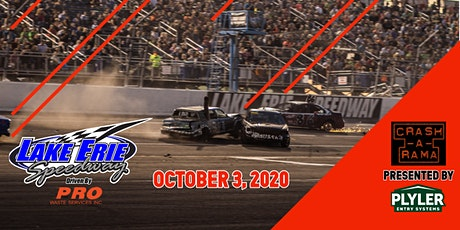 Crash-A-Rama presented by Plyler Entry Systems- Erie PA tickets