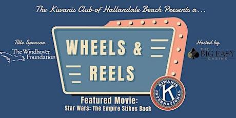 Kiwanis Club of Hallandale Beach Wheels & Reels Movie Night tickets