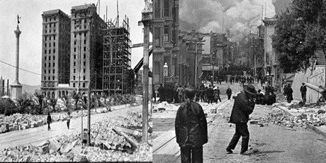 1906:  Earthquake and Fire tickets