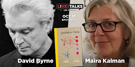 David Byrne and Maira Kalman: American Utopia tickets