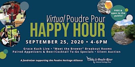Virtual Poudre Pour Happy Hour tickets