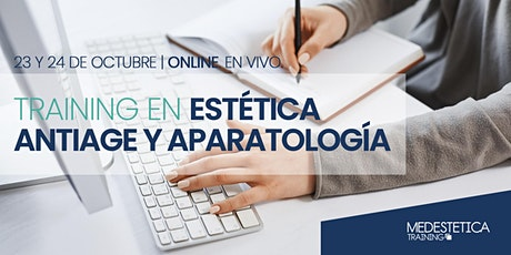 Training en Estética, Antiage y Aparatología entradas