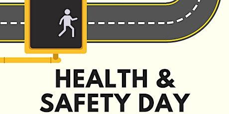 Health & Safety Day tickets