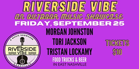 Riverside Vibe: A Music Showcase tickets