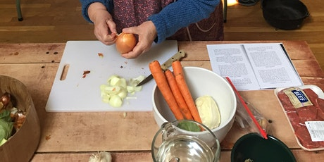 Foodways: Cooking: Early Gifts from the Garden tickets